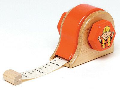 MEASURE UP ~ A Measuring Tape for Little Builders! Original Toy Company # 50184