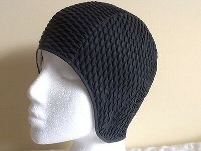 Ladies Bubble Swimming Hat Bathing Cap by Fashy.Top Quality  3115 Great Colours