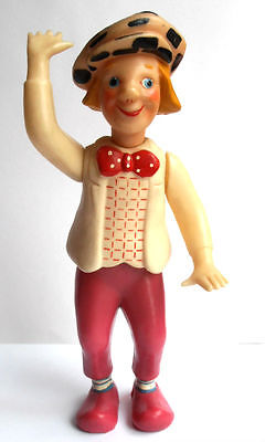 1960s USSR Great Russian Soviet CLOWN Circus Actor OLEG POPOV Plastic Toy Doll