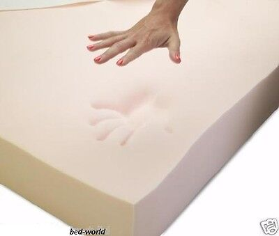 New Memory Foam mattress Topper At All Thicknesses and Sizes