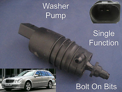 Front Windscreen Washer Pump Lotus Elise Series 1 /& 2 K Series Engine to 2003
