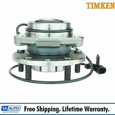 TIMKEN 4x4 4WD AWD Front Wheel Hub & Bearing For Chevy Pickup Truck GMC Olds