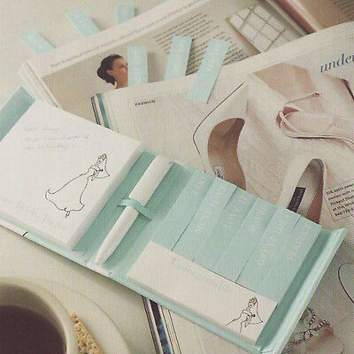 Unforgettable Sticky Notes Booklet { by Mindy Weiss }