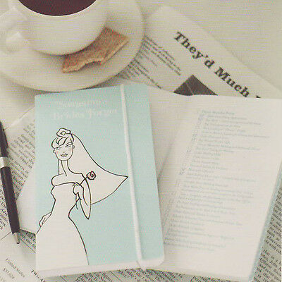 Sometimes Brides Forget Notebook { by Mindy Weiss }