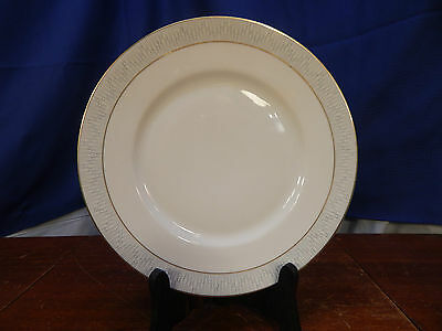 "Hutschenreuther China 10.5"" Dinner Plate; Made in Germany 04132 21"