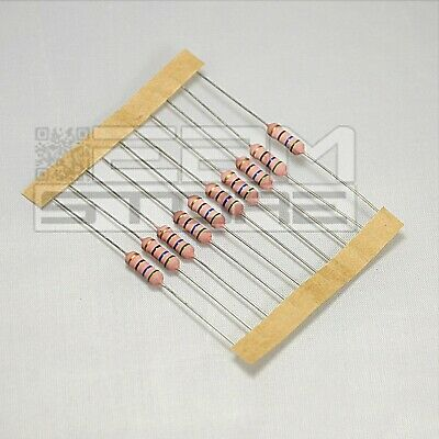 10 pz RESISTENZE 1W 150 Ohm - ART. B027