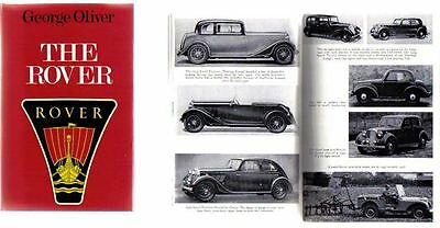 Rover by George Oliver History of Rover from 1904-1971 inc Land Rover + Starleys