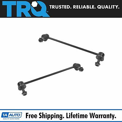 Chevy Equinox GMC Terrain Pontiac Torrent 4pc Front /& Rear Sway Bar End Links