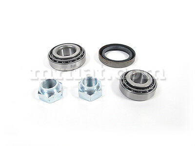 Fiat 124 Coupe Spider 14/16/18/2000 Front Wheel Bearing Kit New