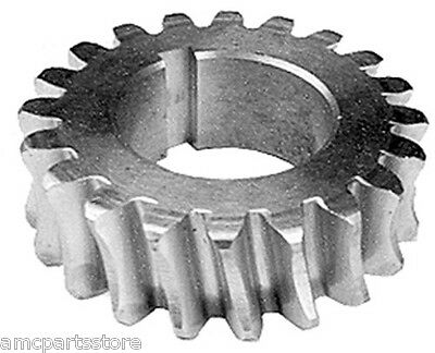 Snowblower Worm Gear Replaces MTD 717-1425, 917-1425