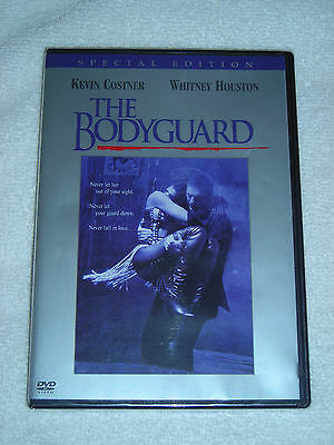 The Bodyguard (DVD, 2005, Special Edition) Whitney Houston, Kevin Costner NEW