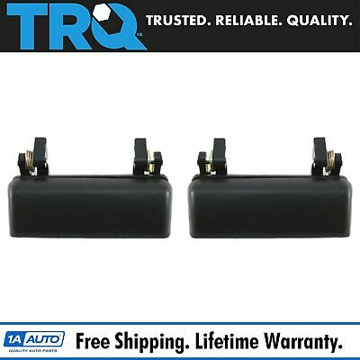 Outer Outside Exterior Door Handle Pair Set for 93-11 Ford Ranger Mazda Pickup
