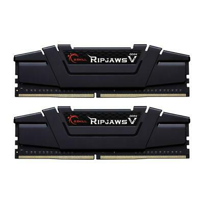 G.Skill Ripjaws V 16GB (2x8GB) 3600MHz CL18 DDR4 Desktop RAM Memory Kit