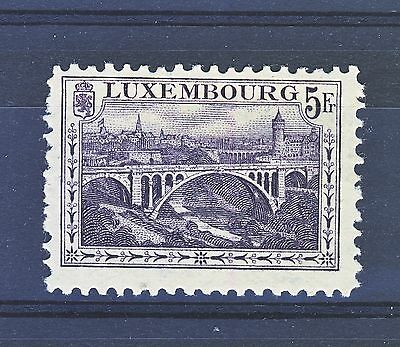LUXEMBOURG N° 134 Neuf *