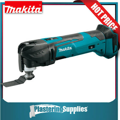 Makita  Multitool XMT03Z 18V Cordless  LXT Lithium-Ion  Tool Less Clamp System