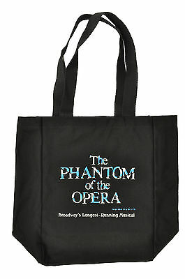 PHANTOM OF THE OPERA OFFICIAL TOTE BAG -  NEW