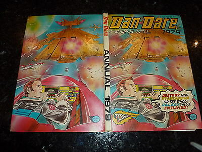 DAN DARE ANNUAL - 1979 - UK Fleetway Annual
