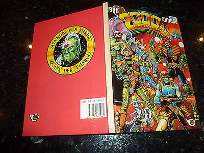 2000 AD UK Comic Annual - Year 1986 - UK Fleetway Annual