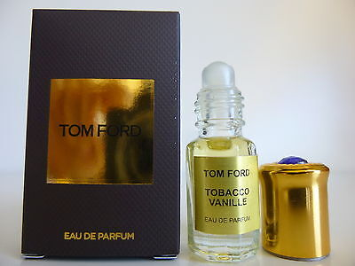 TOM FORD PRIVATE BLEND TOBACCO VANILLE 4ml Roll On
