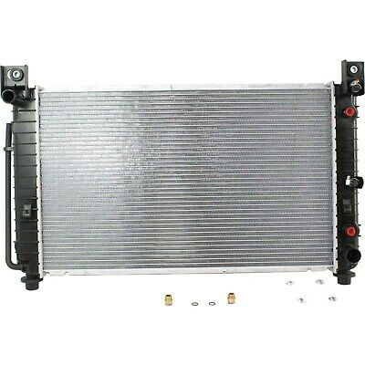 Radiator For 99-13 Chevy Silverado 1500 8cyl w/o Eng Oil cooler 34 in. Length