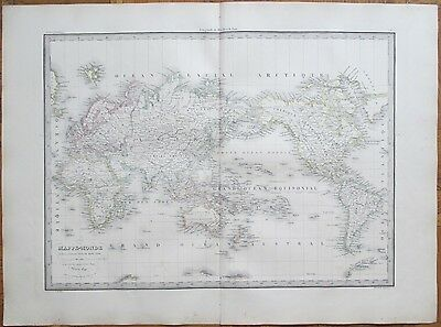 World Maps Maps Atlases Globes Antiques Page 53 PicClick