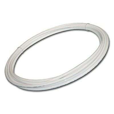 John Guest 1/4 in LLDPE Fridge Filter Tubing Water Pipe White - Price Per Metre