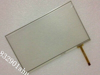 New 7 inch 4 wire resistive LCD Touch screen digitizer panel size 165x100mm