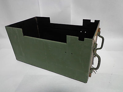 Military Surplus Steel Battery Box for M809 Series Truck New Old Stock