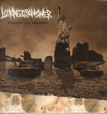 LOOKING FOR AN ANSWER - LP  Buscando Una Respuesta (Original 2004) Black Vinyl
