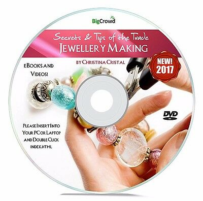 How To Make World Class Jewellery at Home! Jewellery Making Video Tutorials