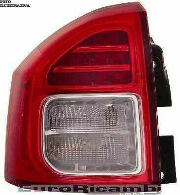 Fanale Jeep Compass 11-16 A Led Sinistro
