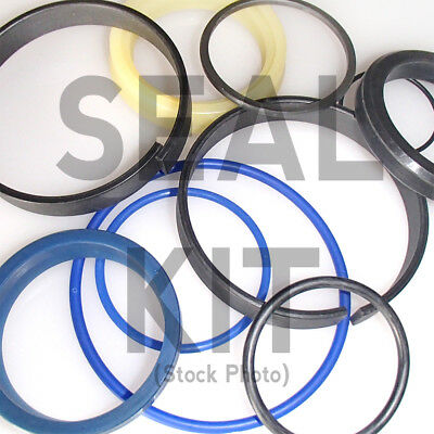 """13163 Dual Loader w/ 3"""" U-Cup Cyl Packing Hydraulic Cylinder Seal Kit for 320 +"""
