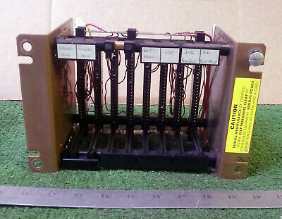 1 Used Allen Bradley 1720-R8 Cardlok 8-Rack Card Slot