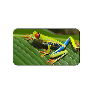 Red Eyed Tree Frog - Metal Lapel Hat Pin Tie Tack Pinback