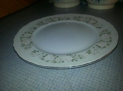 """SHEFFIELD FINE CHINA JAPAN CLASSIC 501  BREAD AND BUTTER  PLATES 6 1/4"""""""