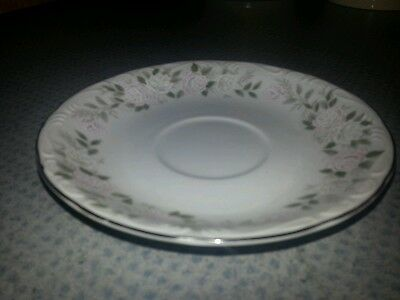 SHEFFIELD FINE CHINA JAPAN CLASSIC 501  Saucer 5 3/4""