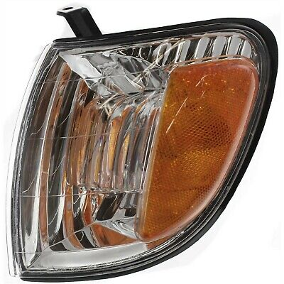 Turn Signal Light For 2000-2004 Toyota Tundra Plastic Lens Driver Side