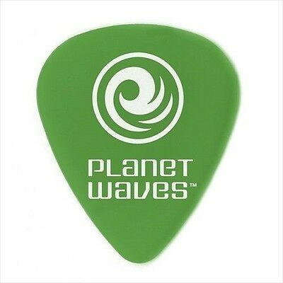 D'Addario - Planet Waves Guitar Picks  10 Pack  Duralin .85mm  Medium
