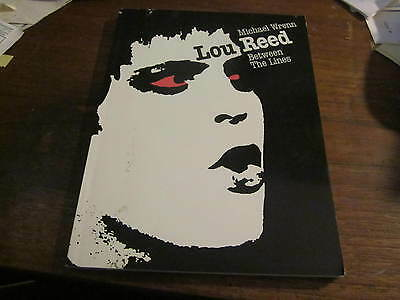 Lou Reed Rare Book 93 144 Pages Rip Walk On The Wild Side Of Heaven Lou!!!