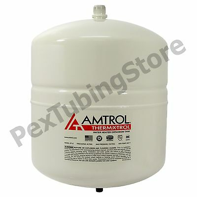 Amtrol Therm-X-Trol ST-12 Water Heater Thermal Expansion Tank, 4.4 Gal, #141N43