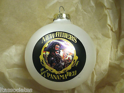 New Riders Of The Purple Sage Ornament ~~~New~~~   Limited Edition