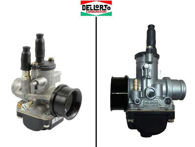 02632 Carburatore Dell'orto Phbg 21 Ds Aria Manuale Gilera Runner Typhoon Dna 50