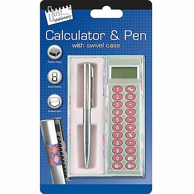 Novely Magic Pen and Calculator Executive Office Gadget Toy