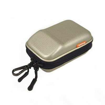 Digital Camera Case Bag For Nikon Coolpix S8200 S9100 S9200 S9300 S9400 silver