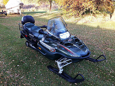 2002 ARCTIC CAT Panther 570CC Two Up Electric Start Reverse ONLY 616