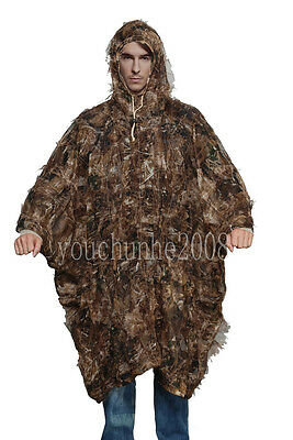 Tactical Military 3D Camouflage Net Cloak -33671