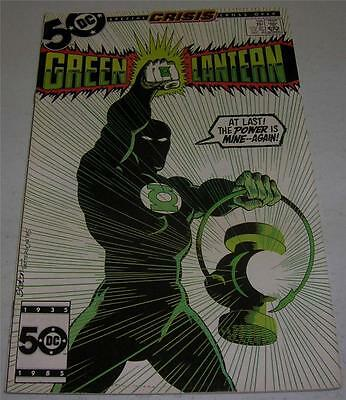 GREEN LANTERN #195 (DC Comics 1985) GUY GARDNER becomes GREEN LANTERN (FN+)