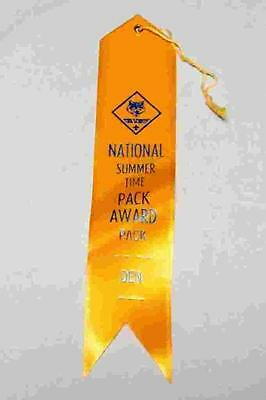 Old Ribbon - Cub Scout National Summertime Award