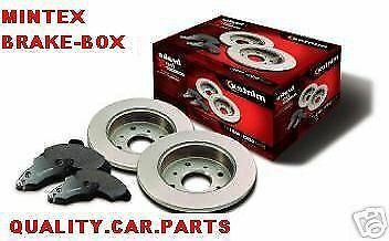 Audi A3 Mintex Front Brake Disc 280Mm And Pads Set 04 -  08