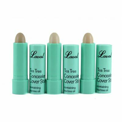 Laval Tea Tree Concealer For Spots & Blemishes - Choose Your Shade